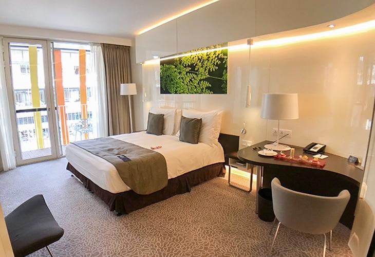 Room, Radisson Blu, Kigali