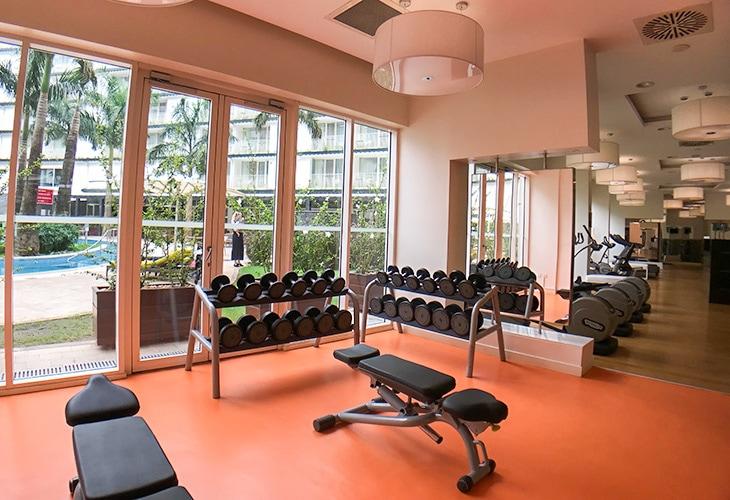 Gym, Radisson Blu, Kigali