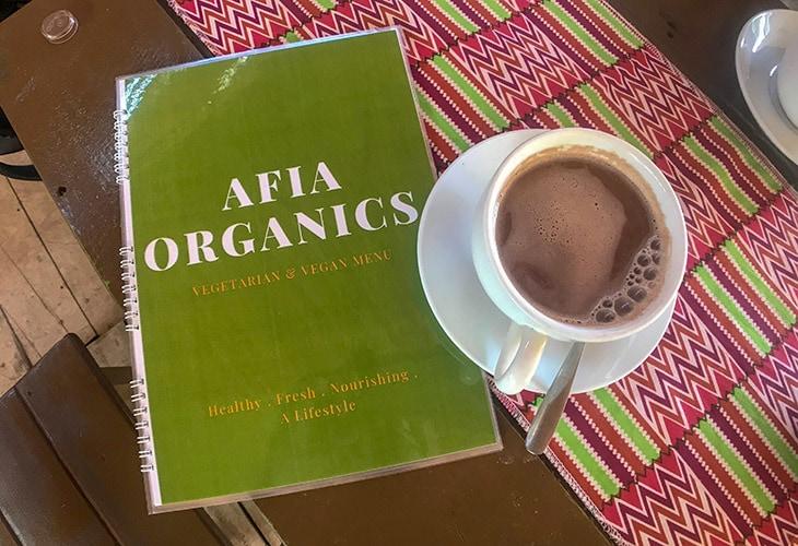 Afia Organics, Kigali