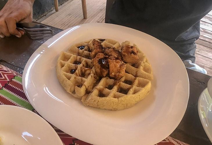 Waffle, Afia Organics, Kigali