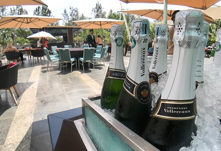 Boozy Brunch, Marriott Hotel, Kigali