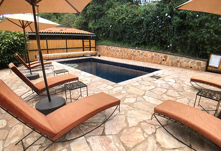 Pool, Heaven Boutique Hotel, Kigali
