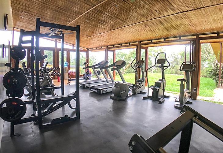 Gym, Heaven Boutique Hotel, Kigali