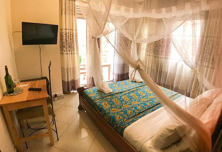 Room, Heaven Boutique Hotel, Kigali