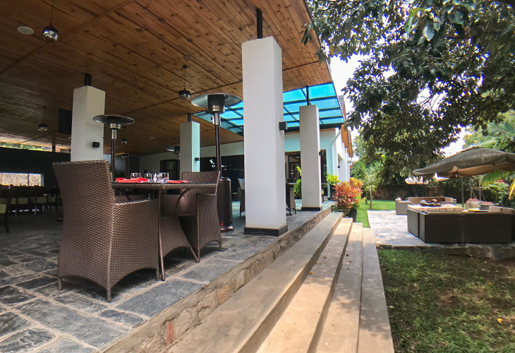 Inka Steakhouse, Kigali