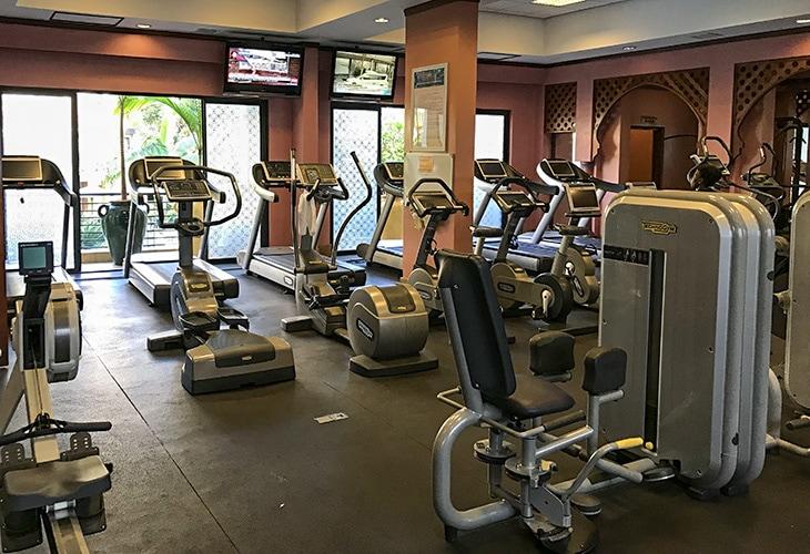 Gym, Serena Hotel, Kigali
