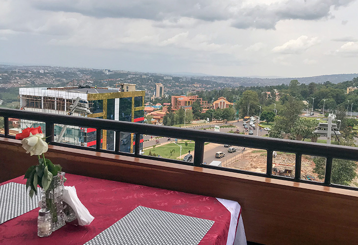 Camellia MIC, Best Views in Kigali