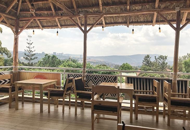 Pure Africa Coffee, Kigali