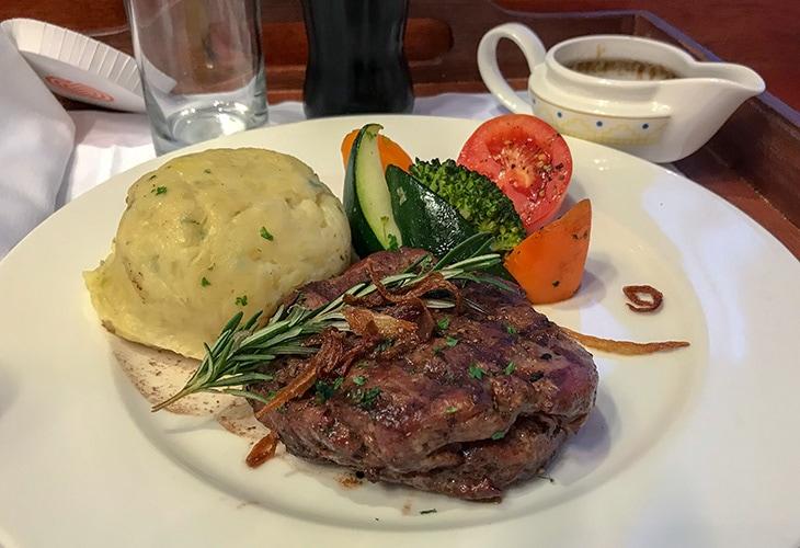 Sokoni, Serena, Steak, Kigali