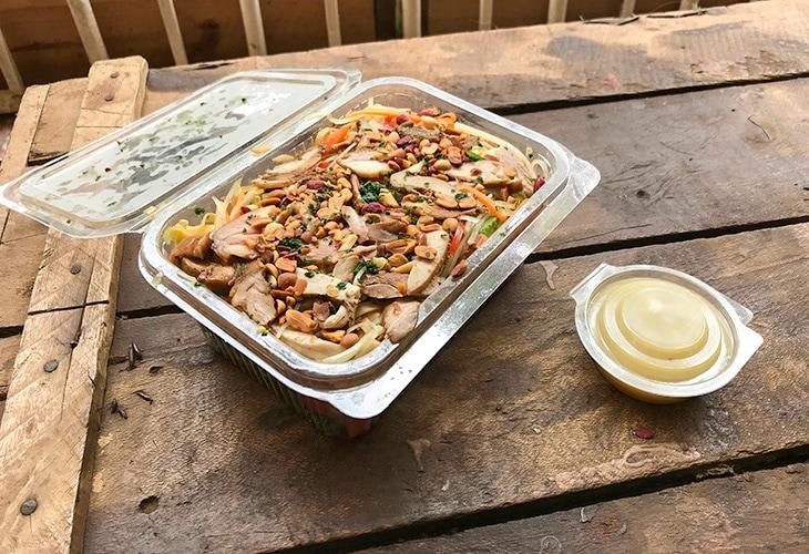 Salad, Food & Go, Kigali
