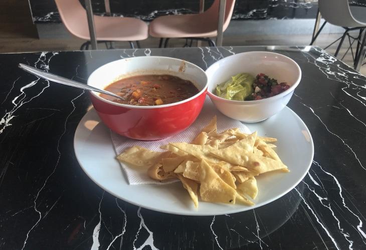 Tortilla Soup, Food & Go, Kigali
