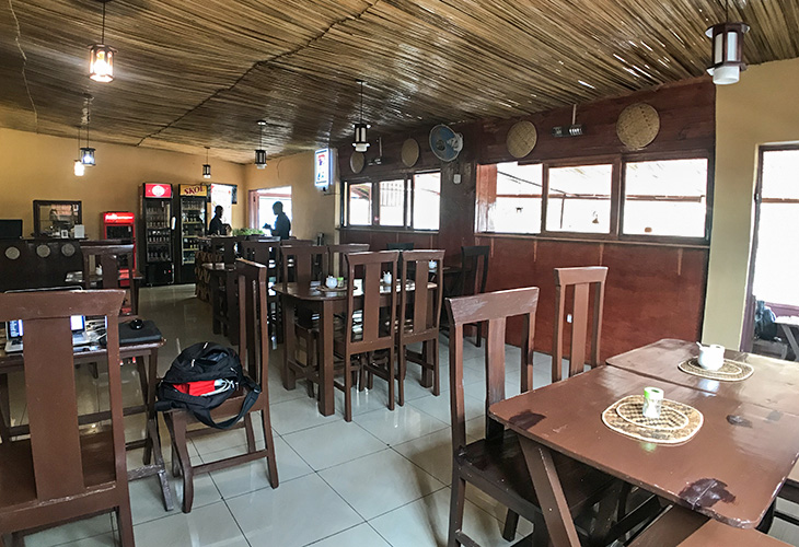 Borneo Indonesian, Kigali