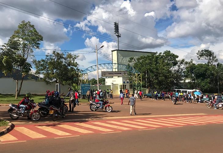 Living in Nyamirambo, Kigali Stadium, Kigali