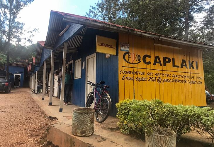 Caplaki, Rwandan Souvenirs, Kigali