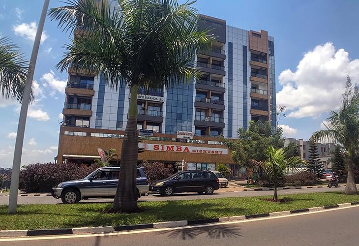 Simba Supermarket, Rugando, Kigali