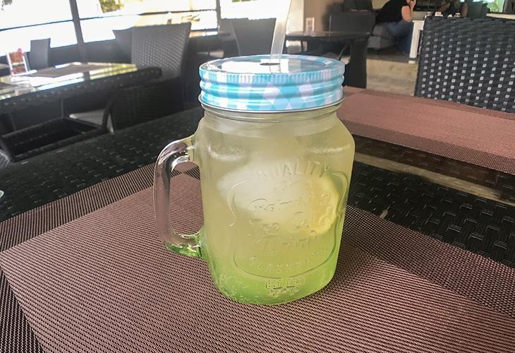 Lemonaide, Terra Caffe, Kigali