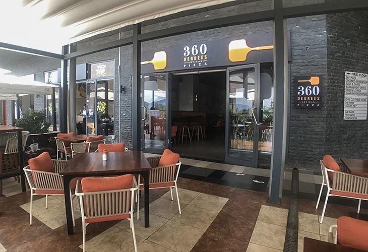 360 Degree Pizza, Kigali