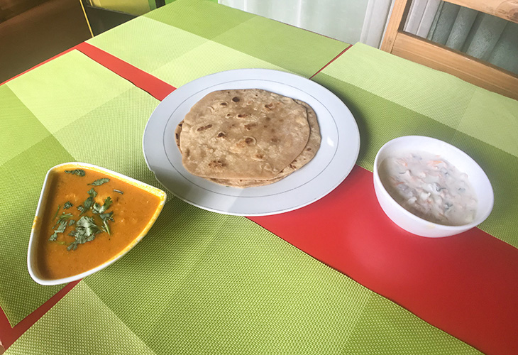 Curry, Dine Divine, Kigali