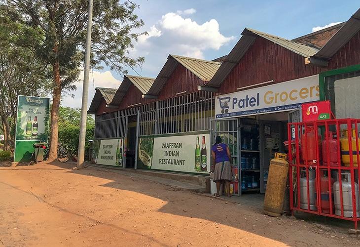 Patel Supermarket, Kimihurura, Kigali