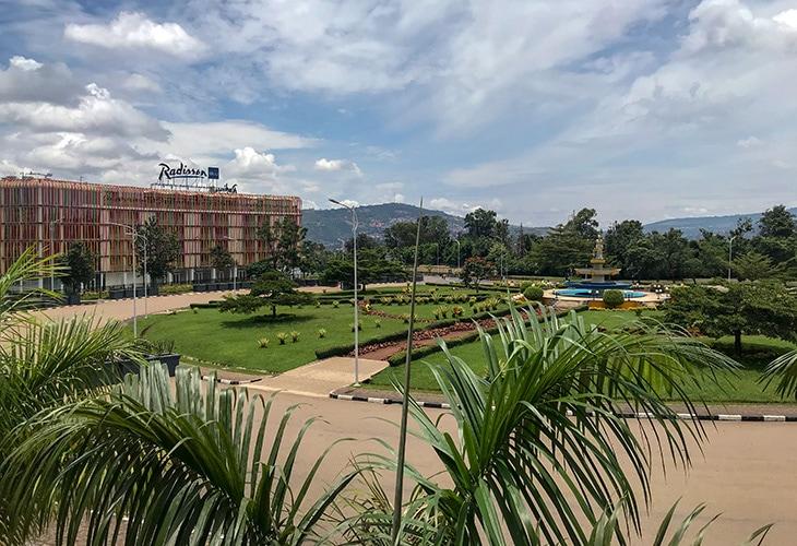 Kacyiru, Living in Kigali