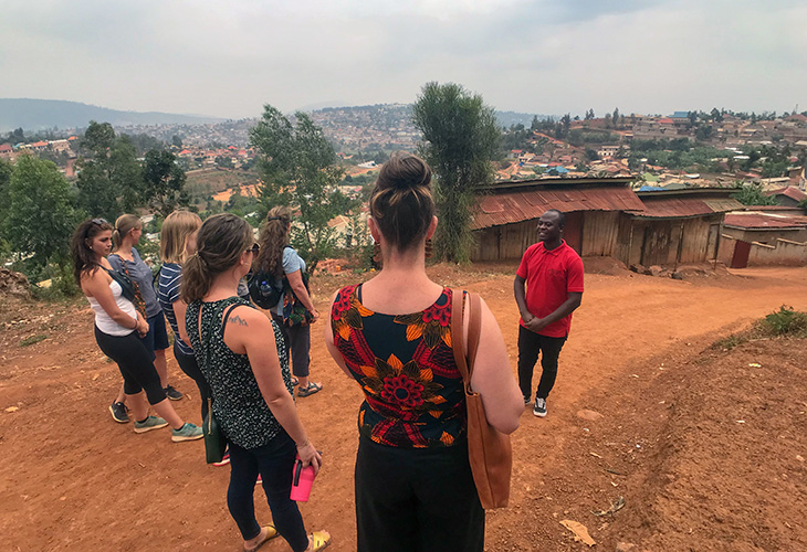 Talking Through Art Walking Tour, Kigali