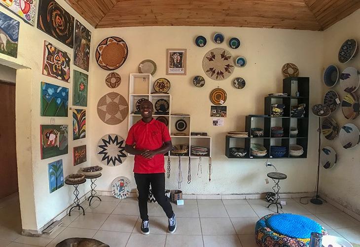 Talking Through Art, Kigali