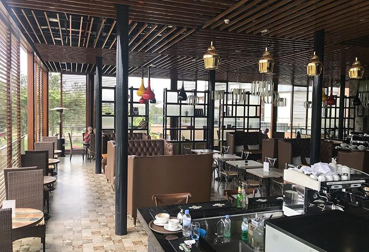 Billy's Bistro, Kigali